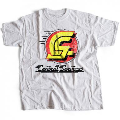 Central Services Mens T-shirt