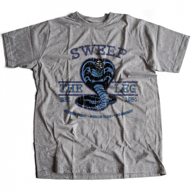 Sweep The Leg Mens T-shirt