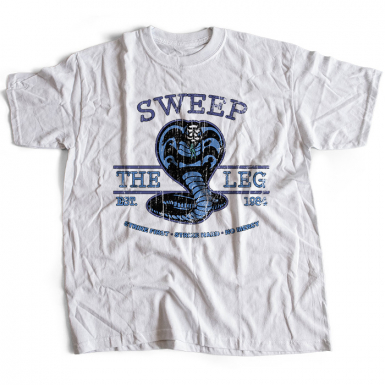 Sweep The Leg Mens T-shirt