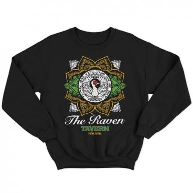 The Raven Tavern Unisex Sweatshirt