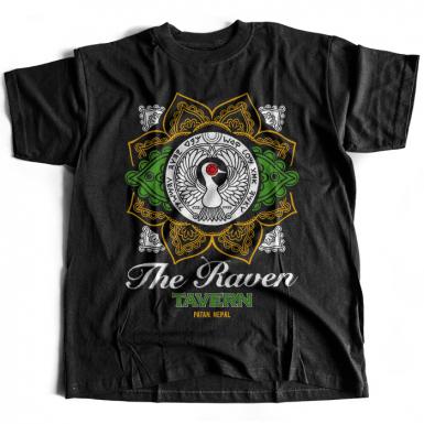 The Raven Tavern Mens T-shirt