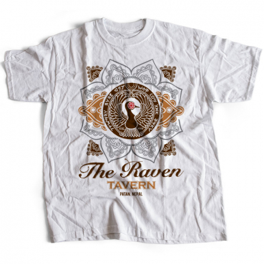 The Raven Tavern Mens T-shirt