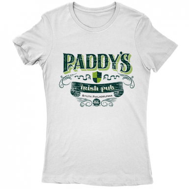 Paddy's Irish Pub Womens T-shirt