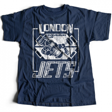 London Jets Mens T-shirt