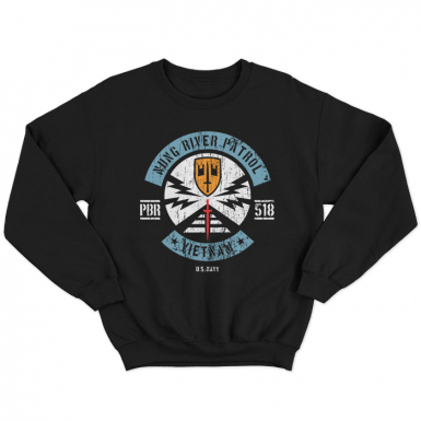 Nung River Patrol 518 Unisex Sweatshirt