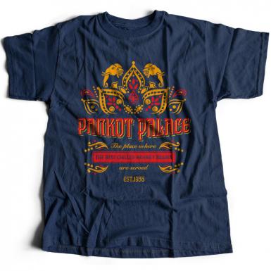 Pankot Palace Mens T-shirt