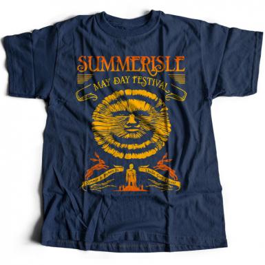 Summerisle Festival Mens T-shirt
