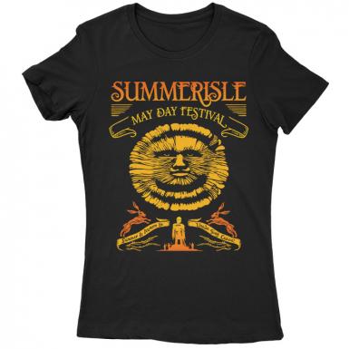 Summerisle Festival Womens T-shirt