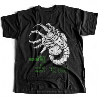 Facehugger Mens T-shirt