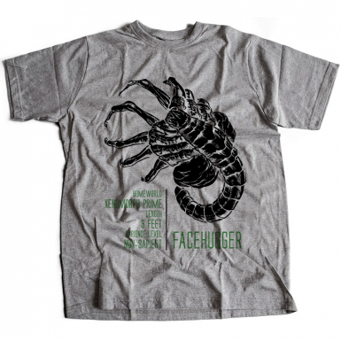 Facehugger Mens T-shirt