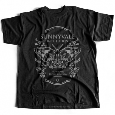 Sunnyvale Institution Mens T-shirt
