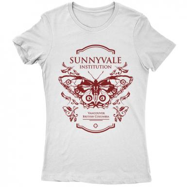 Sunnyvale Institution Womens T-shirt