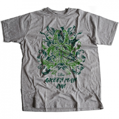 Green Man Inn Mens T-shirt