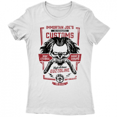 Immortan Joe's Custom Womens T-shirt