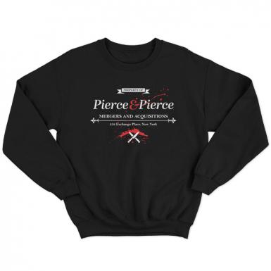 Pierce And Pierce Unisex Sweatshirt