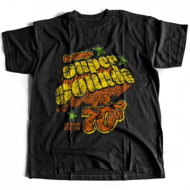 K-Billy's Super Sound Of The 70s Mens T-shirt