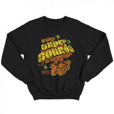 K-Billy's Super Sound Of The 70s Unisex Sweatshirt
