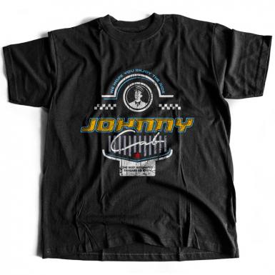 Johnny Cab Mens T-shirt