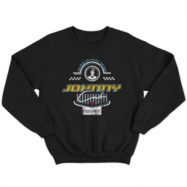 Johnny Cab Unisex Sweatshirt