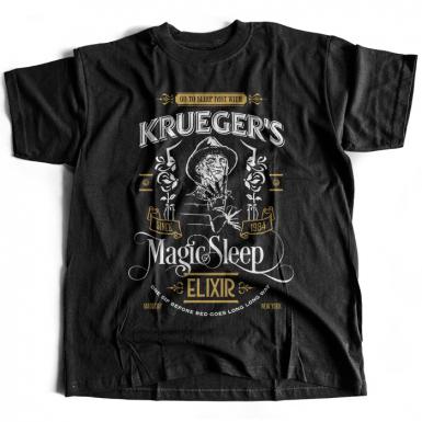 Krueger's Elixir Mens T-shirt