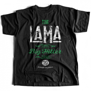 The Lama Mens T-shirt