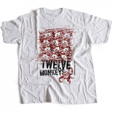 Twelve Monkeys Mens T-shirt