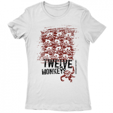 Twelve Monkeys Womens T-shirt