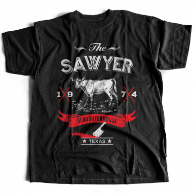 Sawyer Slaughterhouse Mens T-shirt