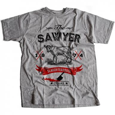 Sawyer Slaughterhouse Mens T-shirt