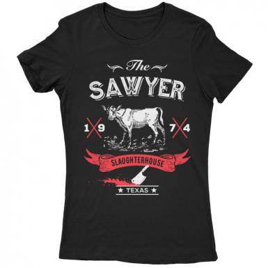 Sawyer Slaughterhouse Womens T-shirt