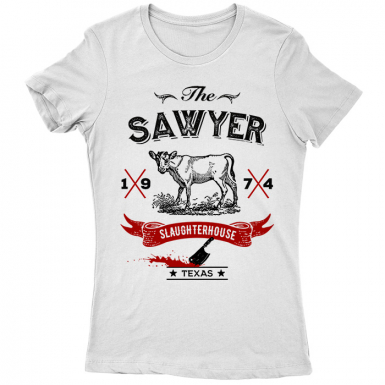 Sawyer Slaughterhouse Womens T-shirt