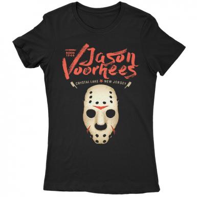 Jason Voorhees Womens T-shirt