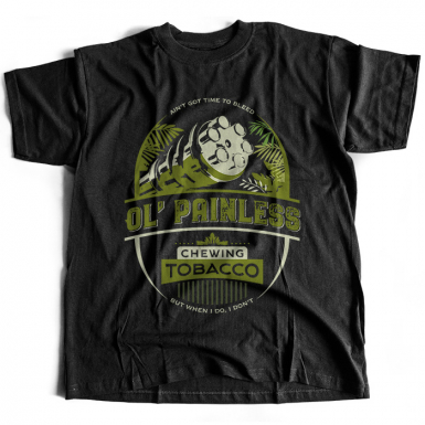 Ol' Painless Chewing Tobacco Mens T-shirt