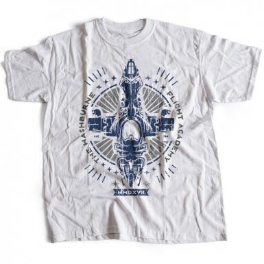 Washburne Flight Academy Mens T-shirt