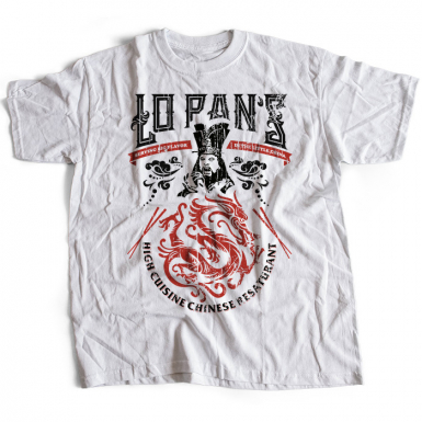 Lo Pans Restaurant Mens T-shirt