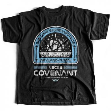 Covenant Mens T-shirt