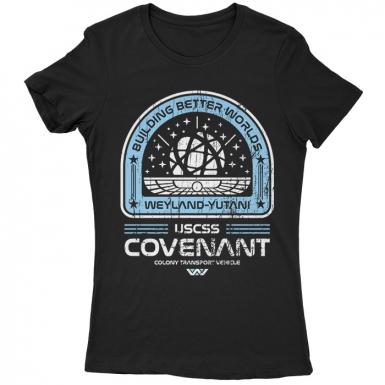 Covenant Womens T-shirt