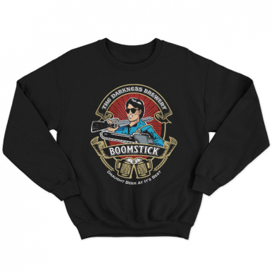 This Is My Boomstick Unisex Sweatshirt