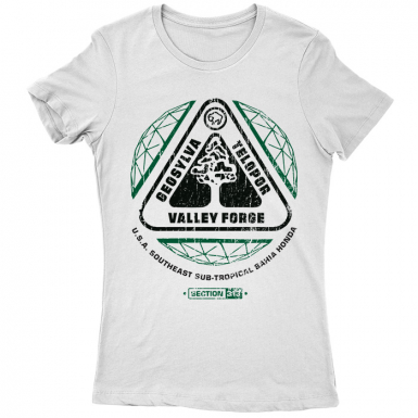 Valley Forge Womens T-shirt