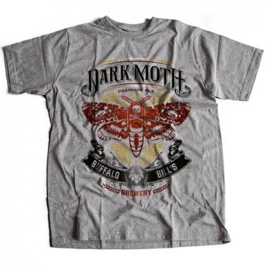 Buffalo Bill's Dark Moth Mens T-shirt