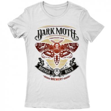 Buffalo Bill's Dark Moth Womens T-shirt