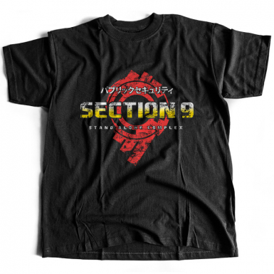 Section 9 Mens T-shirt