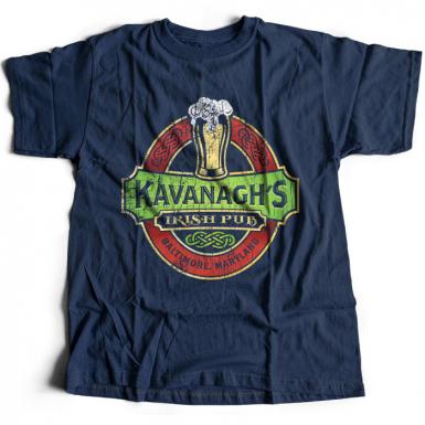 Kavanagh's Irish Pub Mens T-shirt