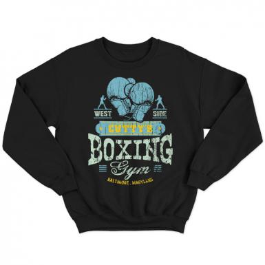 Cutty's Boxing Gym Unisex Sweatshirt