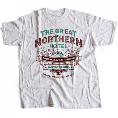 The Great Northern Hotel Mens T-shirt