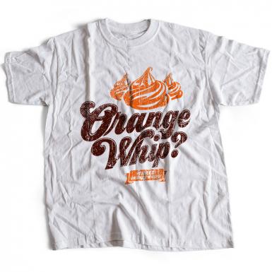 Orange Whip Mens T-shirt