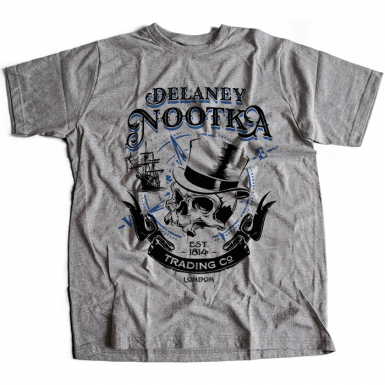 Delaney Nootka Mens T-shirt
