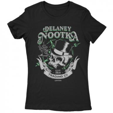 Delaney Nootka Womens T-shirt