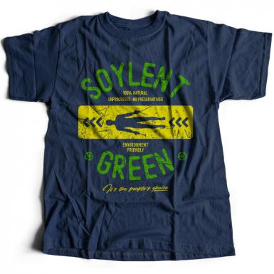 Soylent Green Corporation Mens T-shirt