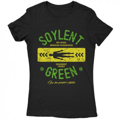 Soylent Green Corporation Womens T-shirt
